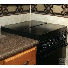 Cleaning Ceramic Glass Cooktop 24 Electric Cooktops 4 Burners Black Universal Stove Top Cover
