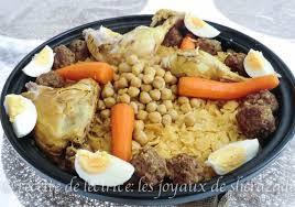 cuisine alg駻ienne traditionnelle constantinoise trida constantinoise les joyaux de sherazade