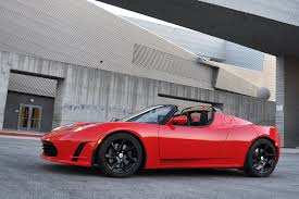 tesla supercar elon musk says new tesla roadster is coming we u0027ll just have to wait