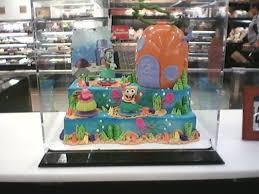 sponge bob cakes spongebob squarepants birthday cake on display 46 yelp