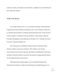 Counseling Psychology Research Articles Psychology Internship Report