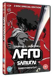 afro samurai afro samurai dvd amazon co uk fuminori kizaki dvd u0026 blu ray