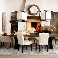 navarro extendable dining table williams sonoma