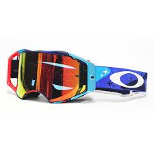 goggle motocross oakley airbrake tld cosmic camo rwb iridium goggles mxstore
