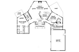 U Shaped House Plans by Reverse Pie Shaped Lot House Plans House Design Plans