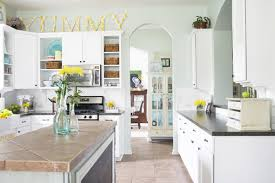 What Color White For Kitchen Cabinets Kitchen Paint Colors With White Cabinets Home Design Ideas And