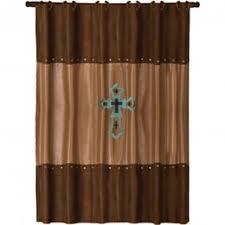 Western Bathroom Shower Curtains Western Shower Curtain Foter