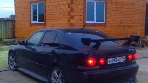 altezza car black toyota altezza black 2 0 drive2