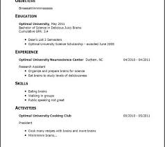 Resume Template Teenager Pretentious Inspiration First Time Resume Templates 4 Teenager How