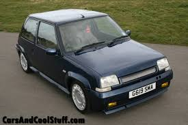 renault turbo for sale renault 5 gt turbo raider 2 completed cars and cool stuff