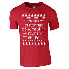 10 funny christmas shirts ugly christmas jumper