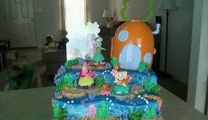 spongebob in bottom cakecentral com