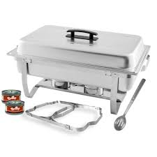 Stainless Steel Buffet Trays by Buffet 8qt Chafing Dish Food Warmer Tray Catering Banquet