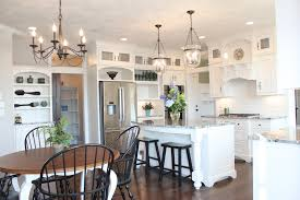 Country Island Lighting Shaped Pendant Ls With Rustic Kitchen Island Design For