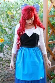 Mermaid Halloween Costume Adults 25 Disney Princess Costumes Ideas