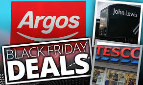 black friday deals 2017 what time do argos tesco and lewis