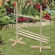 Outdoor Party Games For Adults by 1 7m Wooden Limbo Set Pole Bar Kids Adults Family Garden Party Fun