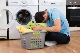 Colored Washing Machines Washing Clothes Stock Photos Royalty Free Business Images