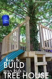 best 25 simple tree house ideas on diy tree house