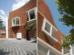 modern brick house 14 modern houses made of brick contemporist
