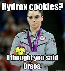 Gymnast Meme - mckayla is not impressed know your meme