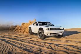 Dodge Challenger Modified - dodge challenger a t untamed concept revealed digital trends