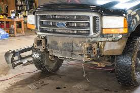 dodge dakota prerunner use a move bumpers kit to build your own custom heavy duty bumper