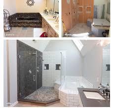 Cleveland Brown Bathtub Before U0026 After A Master Bathroom Renovation Blog 2 Of 3 In A