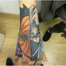 27 naruto tattoos to literally die for 1 pinterest naruto