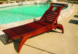 Wooden Chaise Lounge Chairs Outdoor Living Room Incredible Teak Wood Double Chaise Lounge Chair