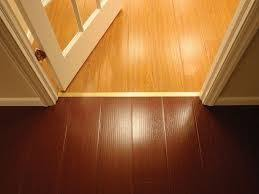different flooring in rooms on floor intended adjoining wood