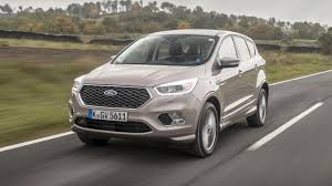 ford kuga vignale review posh facelifted crossover driven top gear