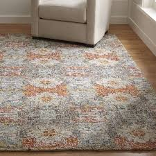 Decorative Rugs For Living Room Contemporary Area Rugs For A Cozy Living Room Crate And Barrel