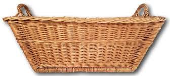 bakery basket vintage bakery basket fig