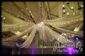 wedding ceiling draping wedding event ceiling drapes london hertfordshire essex