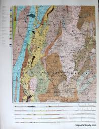 Topographic Map Of Michigan by Antique Maps And Charts U2013 Original Vintage Rare Historical