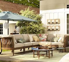 Outdoor Patio Furniture Sectionals Small Sectional Patio Furniture Roselawnlutheran