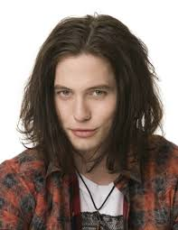 mens middle parting hairstyle 80 best men s hairstyles for long hair be iconic 2018