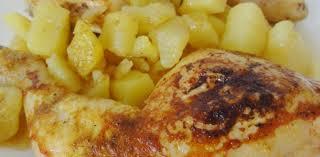comment cuisiner une cuisse de poulet cuisse de poulet rôtie sauce curry aux fourneaux