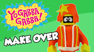 Yo Gabba Gabba Images by Yo Gabba Gabba Plex Get Make Over To Look Like Dj Lance Pop
