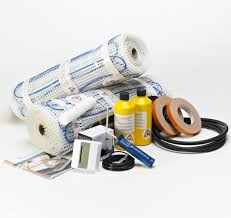 heating mat kits 100w m
