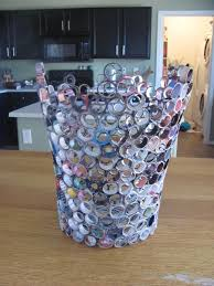 magazine waste basket a recycled bowl version by shelley8123