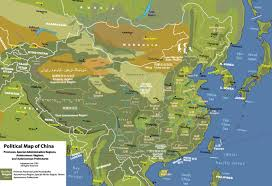 China Map Cities by China Provinces Map 2011 2012 Printable Maps Showing