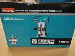 Fine Woodworking Compact Router Review by Makita Xtr01z 18v Lxt Compact Cordless Router Reviewed