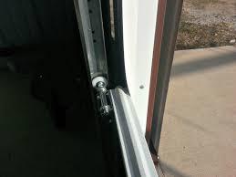 windsor garage door bottom seal steel garage doors cowtown garage door blog