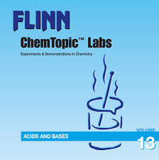 flinn chemtopic labs u2014acids and bases volume 13
