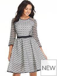 3 4 sleeve dresses maxi mid u0026 more very co uk