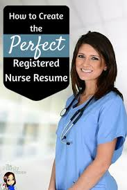 New Grad Nursing Resume Examples Best 25 Nursing Resume Ideas On Pinterest Nursing Resume