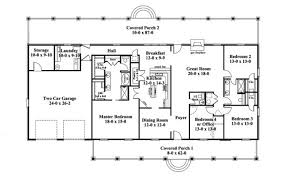 new style house plans luxury one level ranch style house plans new home plans design
