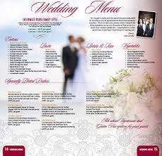 wedding packages glenwood oaks rib chop house glenwood il wedding menu